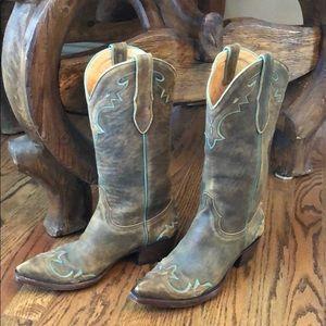 Old Gringo Cowboy boots, woman size 7.5